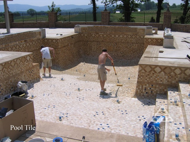 Swimming Pool Epoxy Coating And Pool Paint Information Page