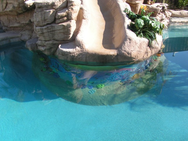pool paint colorsSwimming pool epoxy coating and pool paint information page